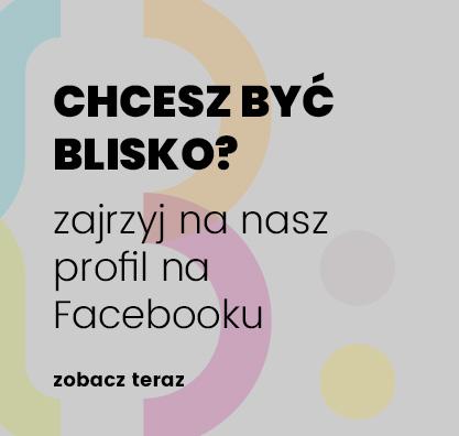 Graficzny baner FB biblioteki