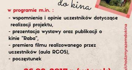 """""""Kino wspomnień"""""""