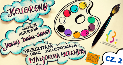 Kolorowo cz.2 – Animacja dowierszy okolorach