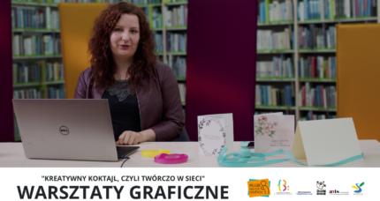 Warsztaty graficzne – Kreatywny koktajl