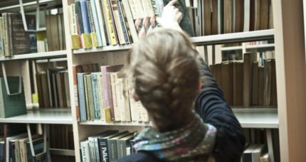 Biblioteka – jak ja toLubię