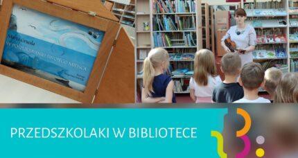 przedszkolaki wbibliotece